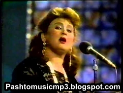Pashto Singer Mahjabeen Qazalbash MP3 Music