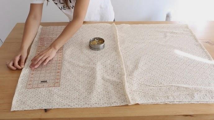 Кимоно из платков своими руками