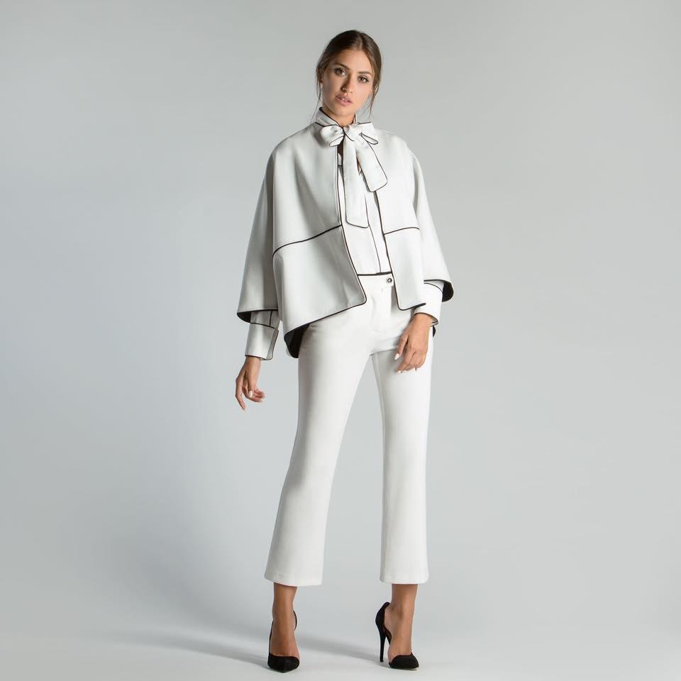 Trendy συνολο λευκο