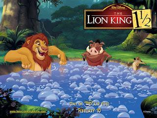 descargar el rey leon 3