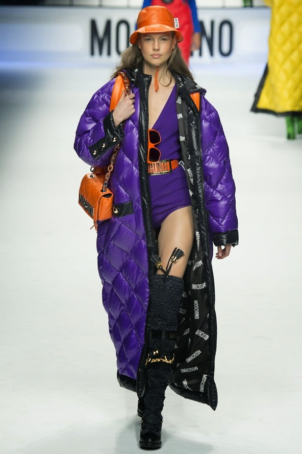 Show Review: Moschino RTW Fall 2015.