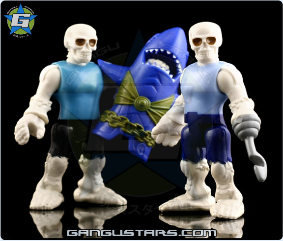 Masters of the Universe イマジネックスト スケレトン 海賊 Imaginext Skeleton Deckhands Fisher-Price playschool toys