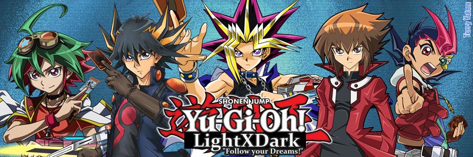 YuGiOh! Dueling Network - LightXDark