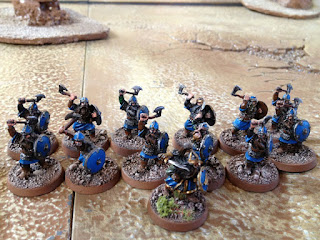 The Hobbit SBG - Dwarf Mardin Guard