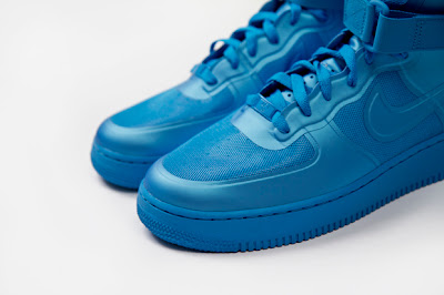 >Nike Air Force 1 Hyperfuse, la basket Flashy de l'automne 2011