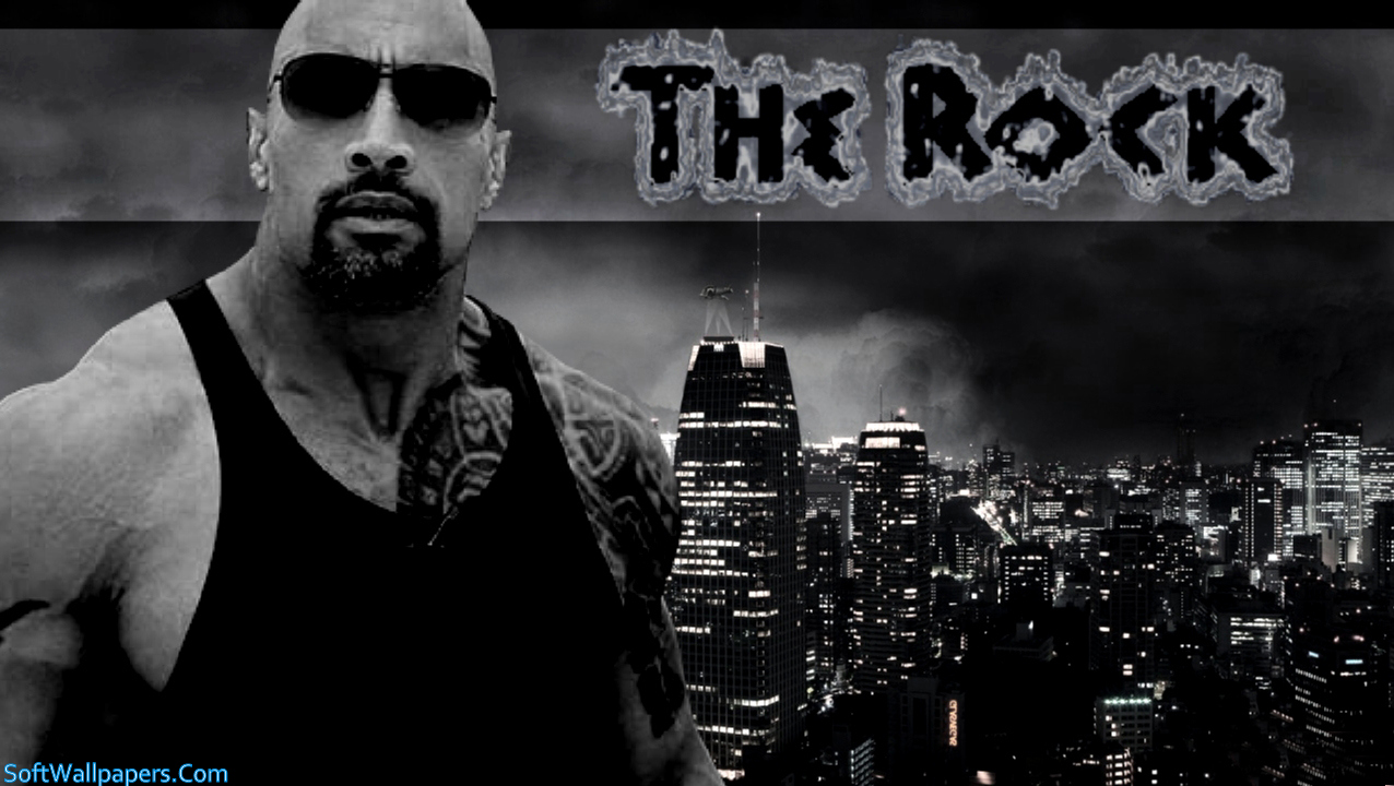 Dwayne Johnson - (The Rock) HD Wallpapers | Soft Wallpapers