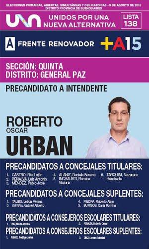 Tito Urban - El cambio justo
