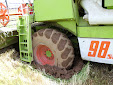 Claas Dominator 98 SL Maxi like mower machine