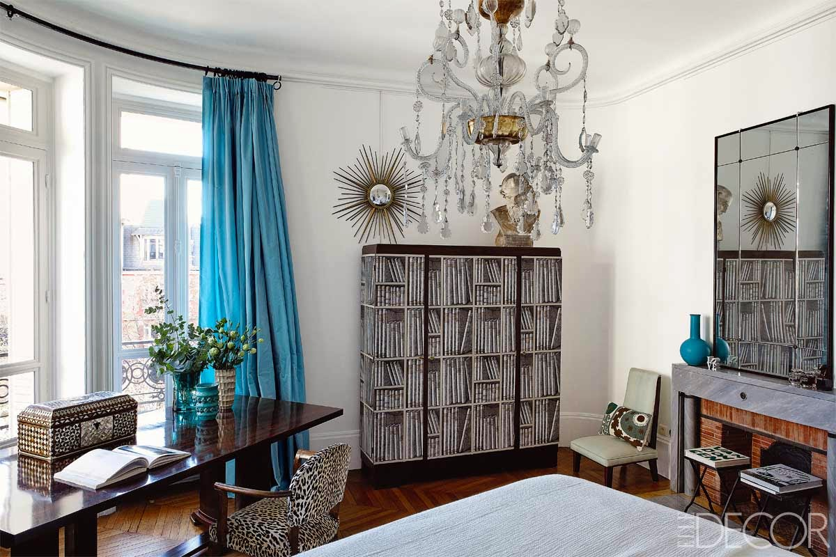Loveisspeed high style a classic paris apartment for Elle decoration france