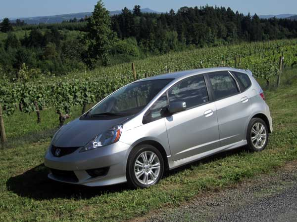 2011 Honda Fit Sport With Navigation   Subcompact Culture
