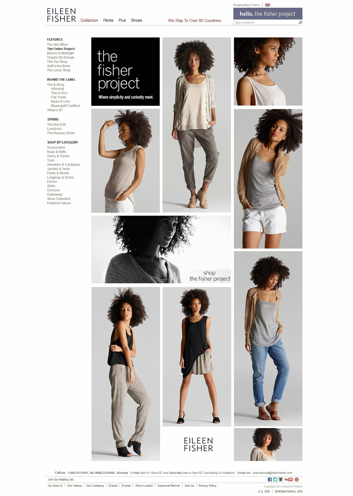 http://www.eileenfisher.com/EileenFisher/collection/Features/the_fisher_project.jsp?bmLocale=en_US