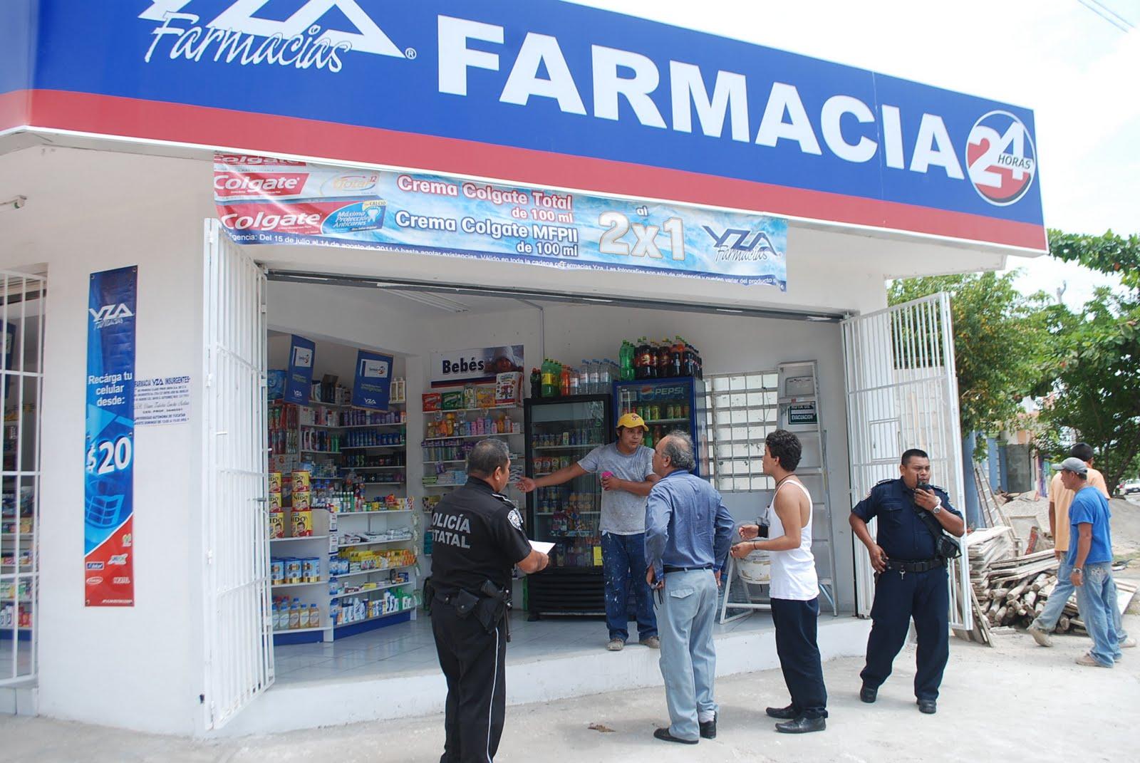 Yza farmacia