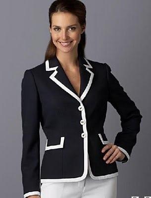 modelos de blazer social feminino