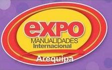 Exposición de manualidades foami goma eva microporo en Perú Arequipa 2015