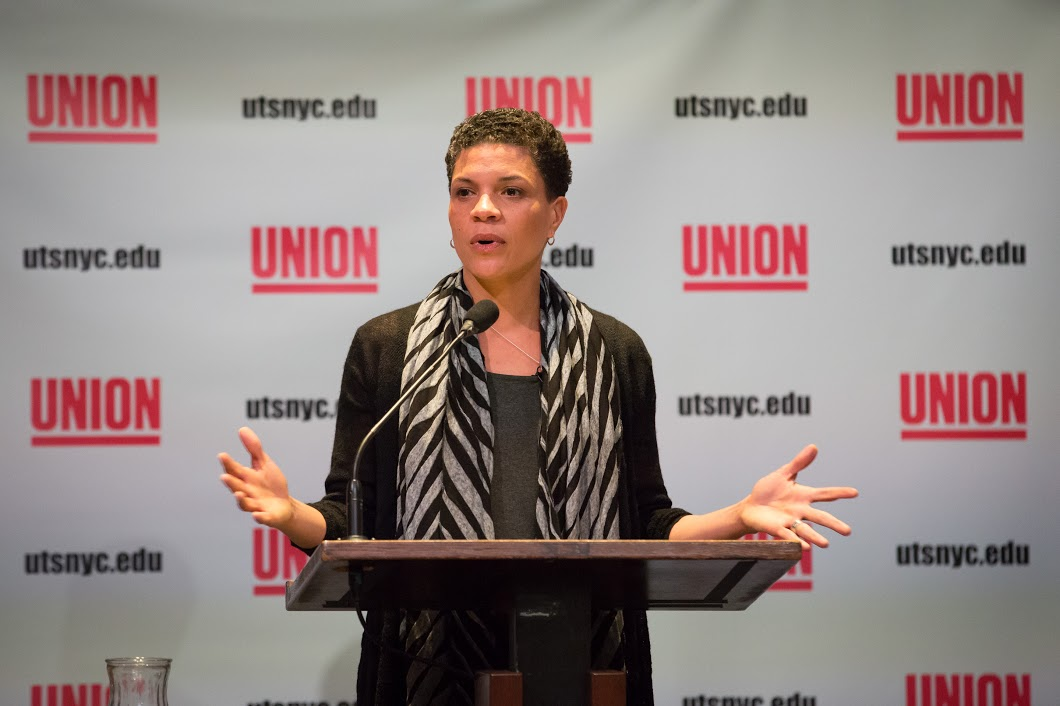 News: Michelle Alexander, Renowned Legal Scholar & Author Joins Union Seminary in NYC!