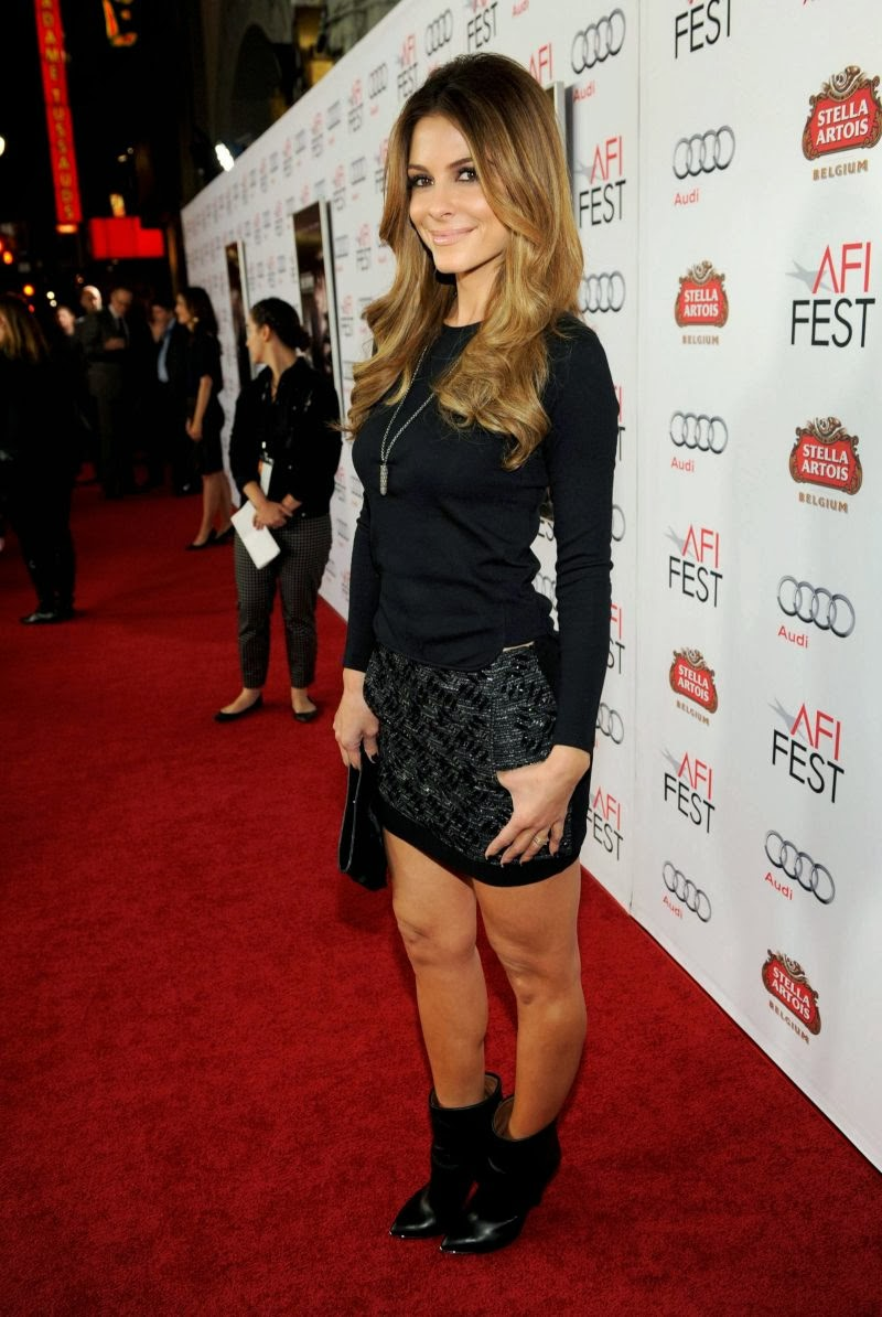 "Maria Menounos Gorgeous Pictures at ""Lone Survivor"" Premiere"