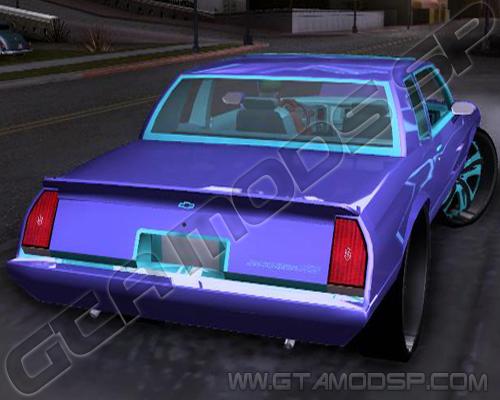 GTA SA - Chevrolet Monte Carlo SS 1986 Donk Sp1