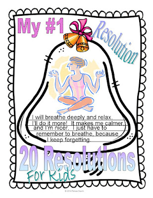 20 Resolutions for Kids - Renee Dawn