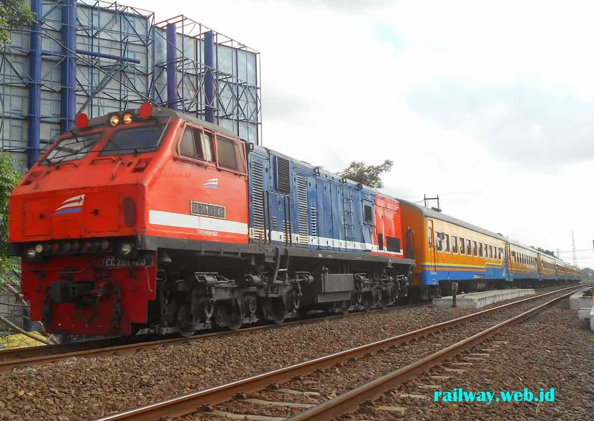 gambar lokomotif CC201129R
