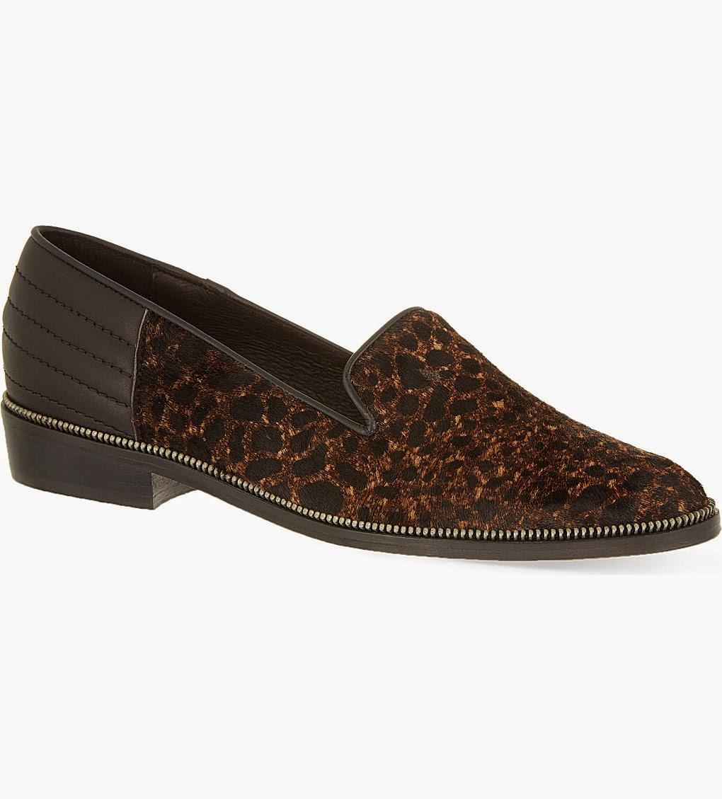 kooples leopard shoes, kooples flat shoes,