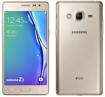 Samsung Z3 Specs