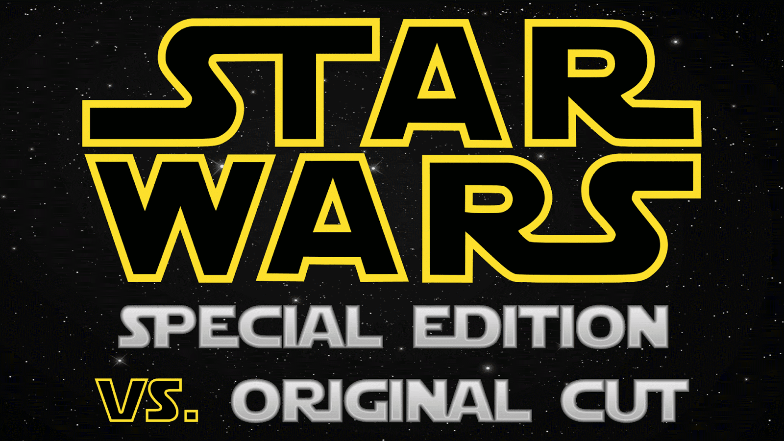 Star Wars changes special editions versions debate