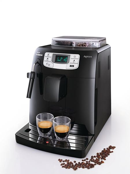 Kitchen Delights: Philips Saeco Intelia Focus Coffee Machine - Review