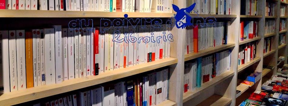 Librairie Au Poivre d'Âne