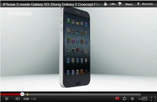iSung, Joint Concept iPhone and Galaxy S III