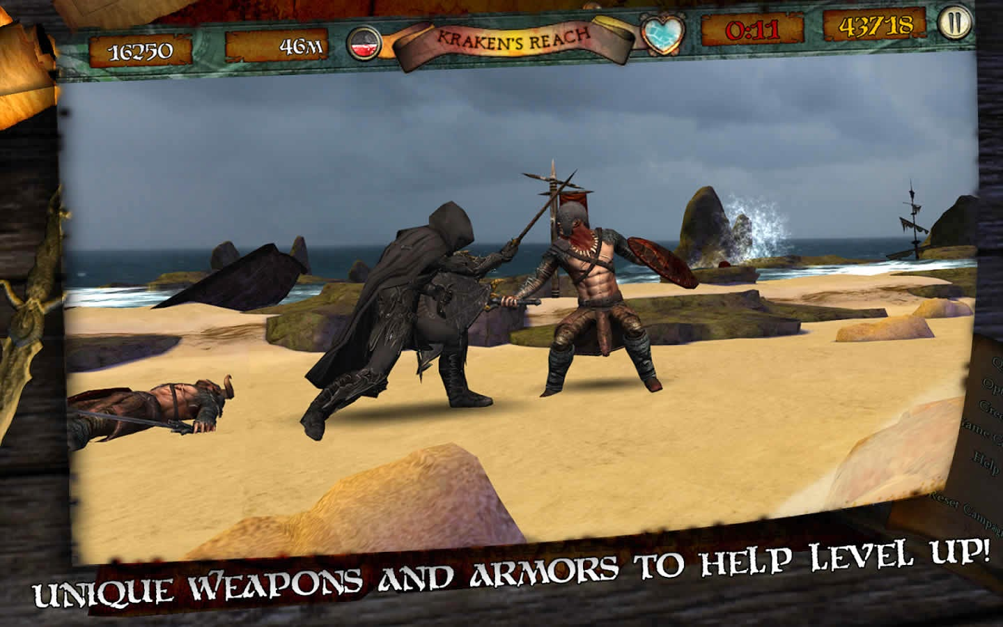 INFINITEWARRIOR APK+DATA Full İndir