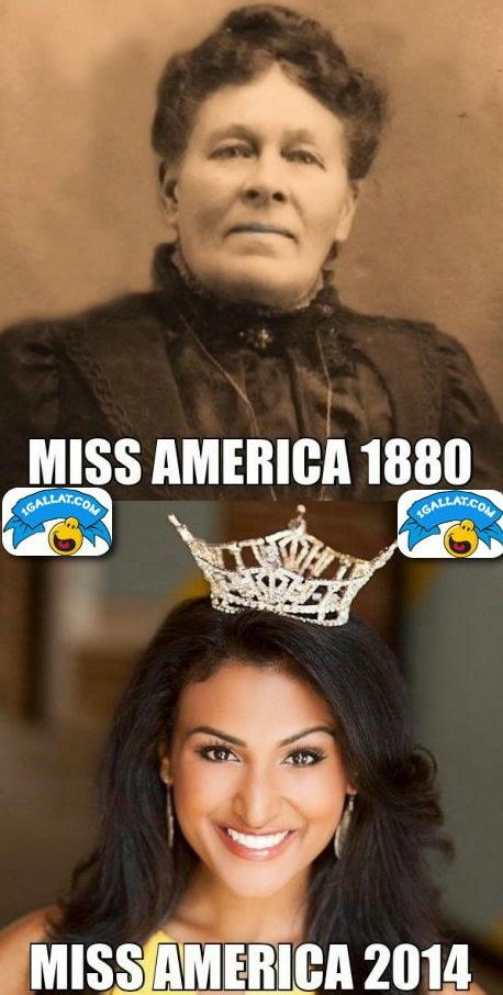 KURIOZITETE : Miss America Nder Vite