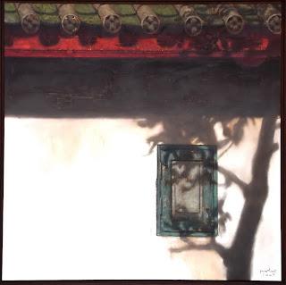 Therdkiat Wangwatcharakul - eaves and shadows series