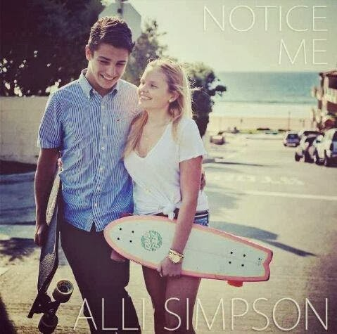 Alli simpson notice me