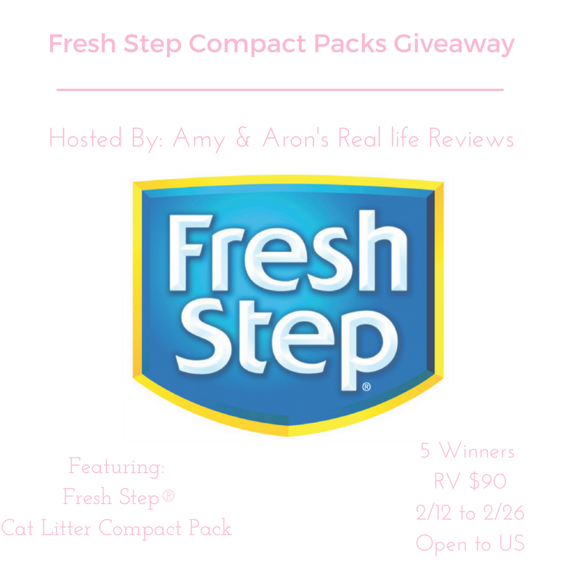 Fresh Step Giveaway