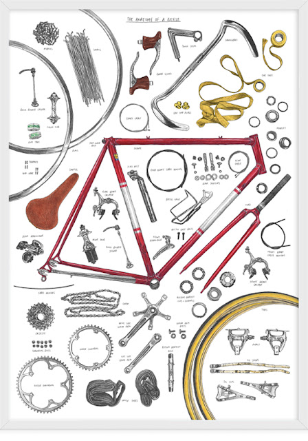 Anatomy of a Bike af David Sparhott