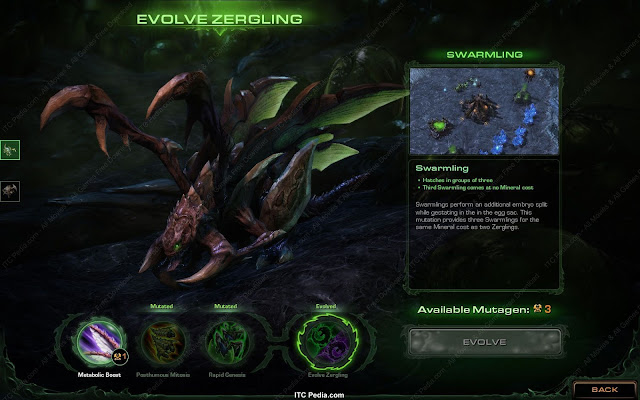 StarCraft II Heart of the Swarm Proper - RELOADED