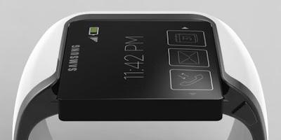 Samsung Juga akan membuat SmartWatch