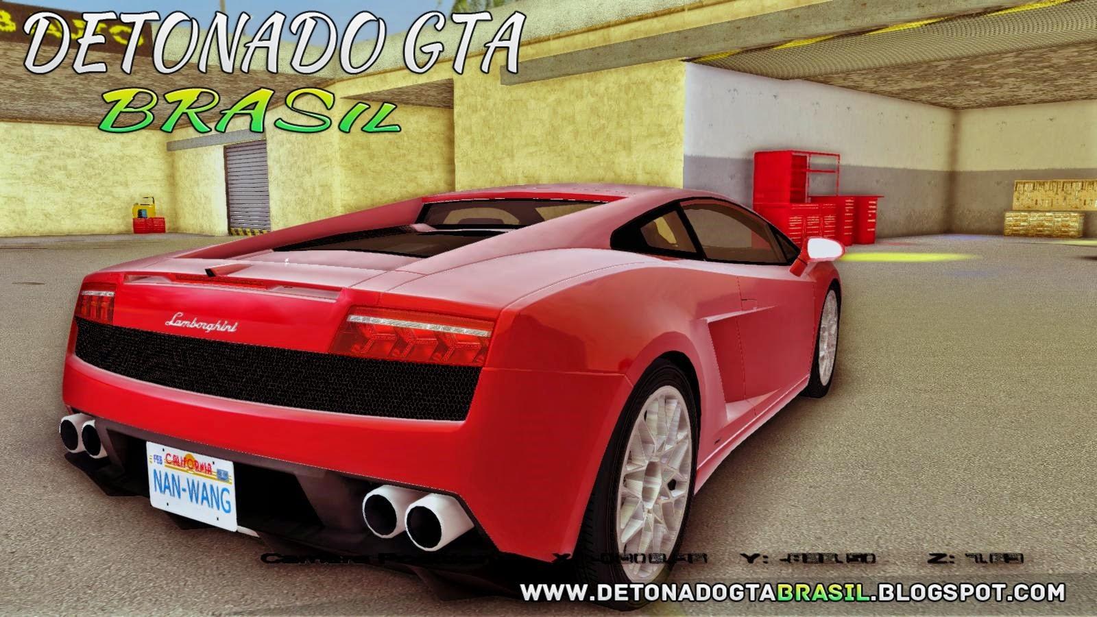 GTA VC - LAMBORGHINI GALLARDO LP 560-4