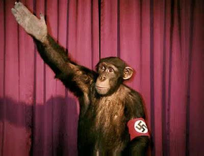 monkey nazi