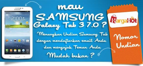 Kuis Berhadiah SAMSUNG Galaxy Tab 3