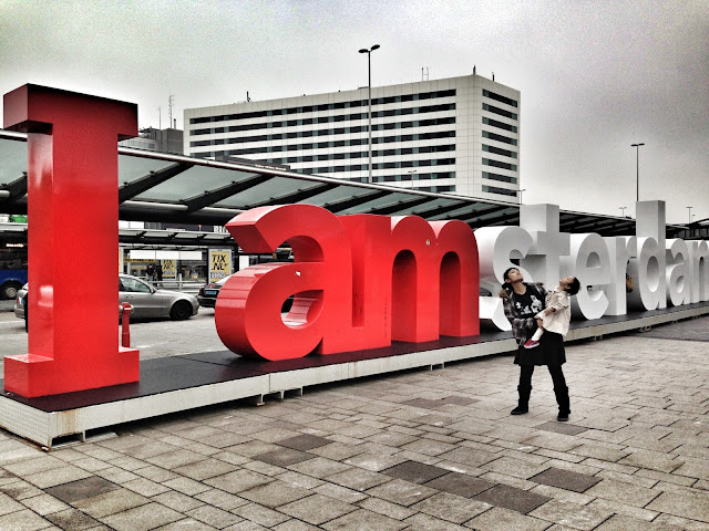 +31 Once Upon A Schipol to Amsterdam Centraal