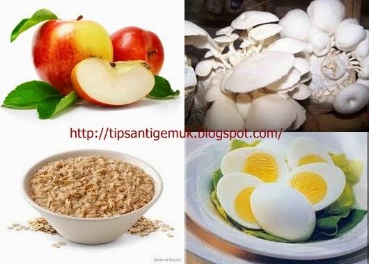 6 Jenis Makanan yang Membuat Tubuh Langsing
