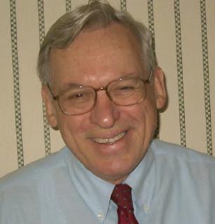 Richard G. Tomlinson, author of Witchcraft Prosecution
