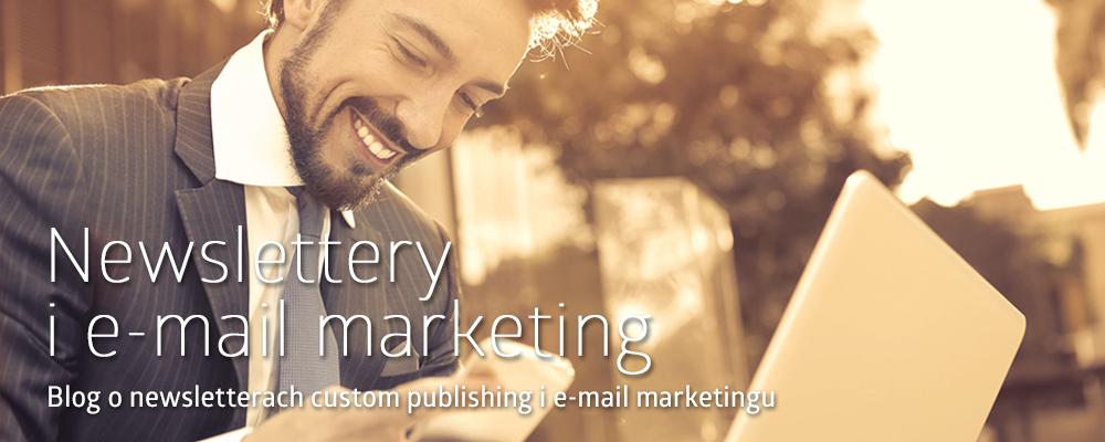 Newslettery i e-mail marketing