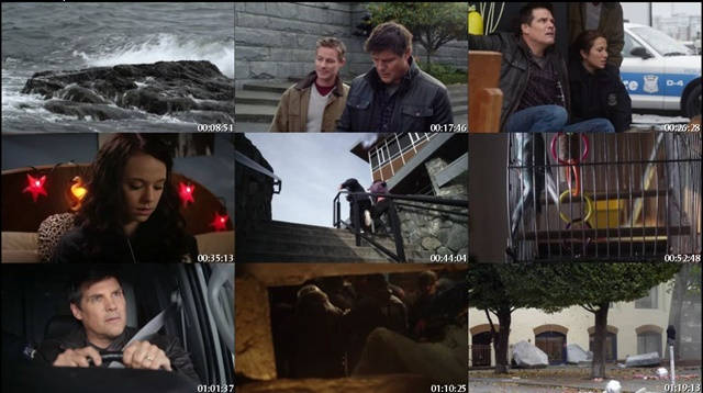 Tornados Mortales (2013) DVDRip Latino