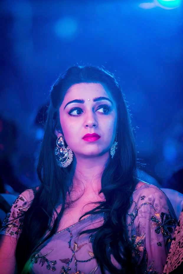 Charmi Kaur At SIIMA Awards 2014