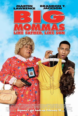 big mommas like father like son movie poster 2011 Big Momma 3: Esta Abuela Es Un Peligro 3 (2011) Latino Brrip