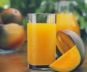 Resep Minuman Segar, Sari Buah Mangga, sari buah Jambu Biji, Resep Minuman Segar buah mangga