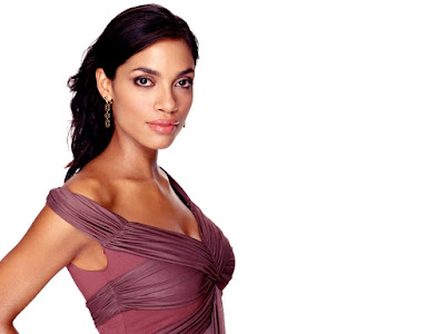 Rosario Dawson Beautiful Wallpaper