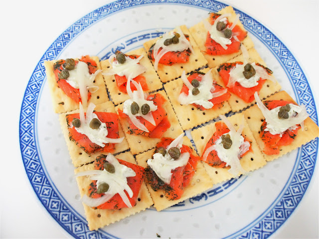 How to make canap my canap recipes imchacha travel for Cheese canape ideas